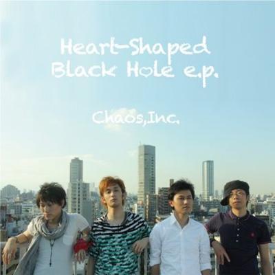 Heart-Shaped Black Hole e.p.