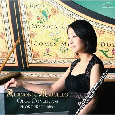 Oboe Concertos: 池田昭子(Ob)大塚直哉(Cemb)桐山建志 大西律子(Vn)深沢美奈(Va)西沢央子(Vc)