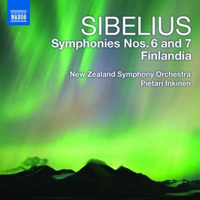 交響曲第6番、第7番、『フィンランディア』 インキネン&ニュージーランド交響楽団