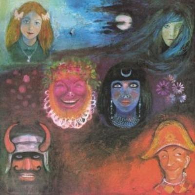 In The Wake Of Poseidon (200グラム重量盤レコード/Panegyric)