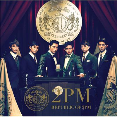 REPUBLIC OF 2PM 【通常盤】