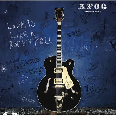 LOVE IS LIKE A ROCK'N'ROLL (+DVD)