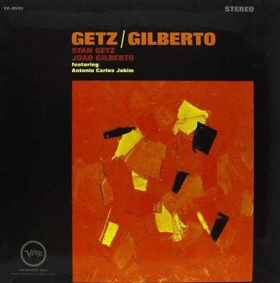Getz & Gilberto (高音質盤/45回転盤/2枚組/200グラム重量盤レコード/Analogue Productions)