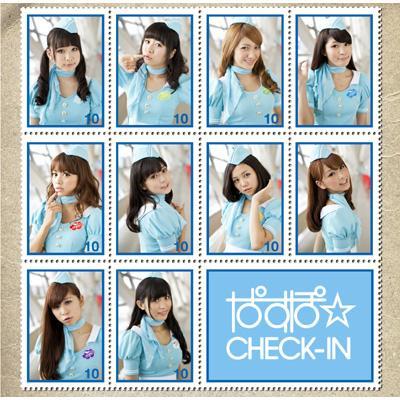 CHECK-IN 【初回限定盤B (CD+DVD+全国あくチュ会参加券封入)】
