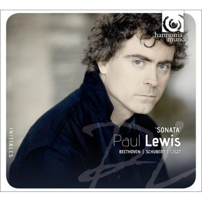 ベートーヴェン:ピアノ・ソナタ第8番『悲愴』、第25番、シューベルト:第19番、第20番、リスト:悲しみのゴンドラ、ピアノ・ソナタ ポール・ルイス(2CD)