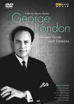 ドキュメンタリー『ジョージ・ロンドン〜神々と悪魔の狭間で』
