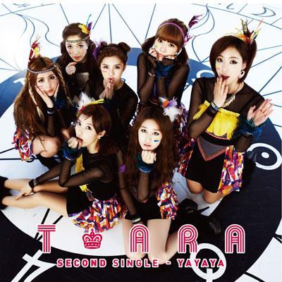 [Single] T-ARA – YAYAYA (Japanese) (FLAC)
