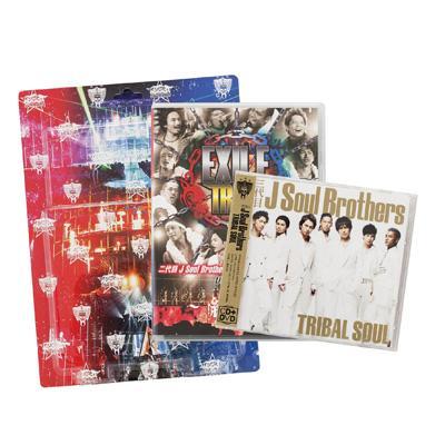 TRIBAL SOUL 【初回生産限定盤 豪華ブリスターケース仕様 (ALBUM+DVD+2枚組LIVE DVD)】