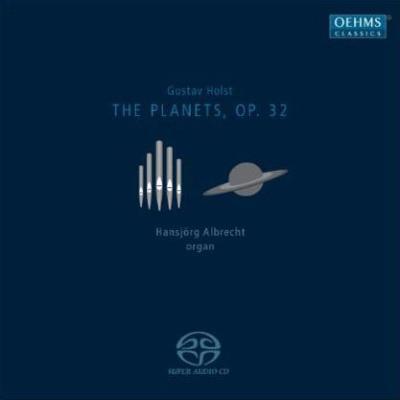 組曲『惑星』(オルガン版) ハンスイェルク・アルブレヒト