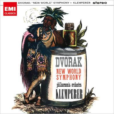 交響曲第9番『新世界より』 クレンペラー&フィルハーモニア管弦楽団