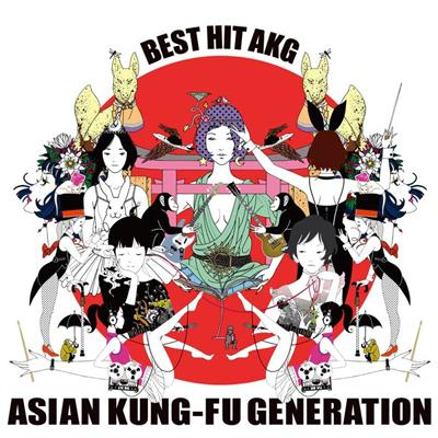 BEST HIT AKG (+DVD)【初回限定盤】