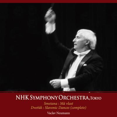 スメタナ:『わが祖国』全曲、ドヴォルザーク:スラヴ舞曲全曲 ノイマン&NHK交響楽団(1978、90 ステレオ)(2CD)
