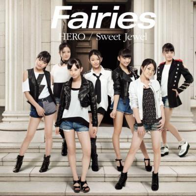 HERO / Sweet Jewel (+DVD)