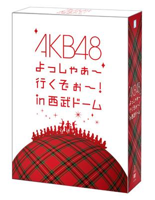 AKB48 よっしゃぁ〜行くぞぉ〜! in 西武ドーム スペシャルBOX 【数量限定生産 ブックレット(132P)+生写真(全116種うち5種をランダム封入)】