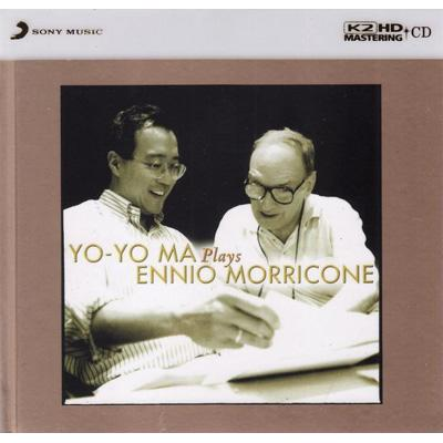 Yo-yo Ma Plays Ennio Morricone (K2hd)