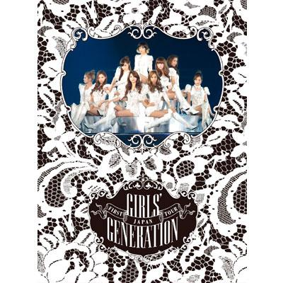 JAPAN FIRST TOUR GIRLS' GENERATION [Deluxe First Press Edition]