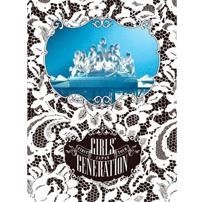 JAPAN FIRST TOUR GIRLS' GENERATION  [Deluxe First Press Edition] (Blu-ray)