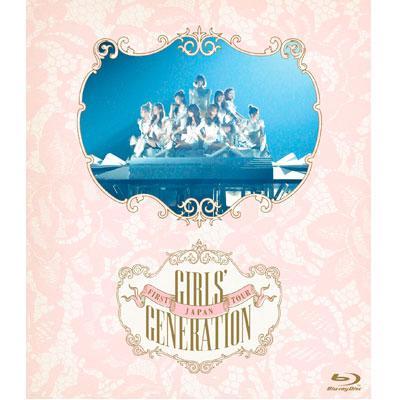 JAPAN FIRST TOUR GIRLS' GENERATION [Standard Edition] (Blu-ray)
