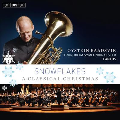 『雪片〜クラシック・クリスマス〜チューバによるキャロル集』 ボーズヴィーク、ヴィグム&トロンハイム響