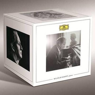 ヴィルヘルム・ケンプ ソロ・ピアノ・レコーディングス(35CD限定盤)