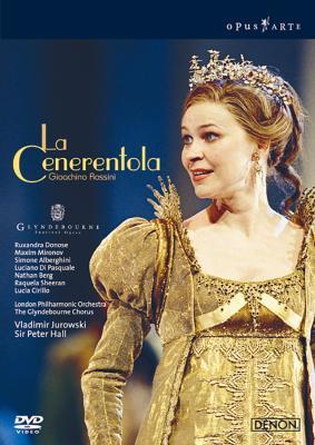 『チェネレントラ』全曲 ホール演出、V.ユロフスキー&ロンドン・フィル、ドノーセ、ミロノフ、他(2005 ステレオ)(日本語字幕付)