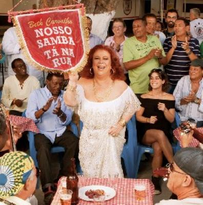 Nosso Samba Ta Na Rua