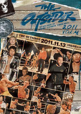 The Outsider 2011 Vol.4