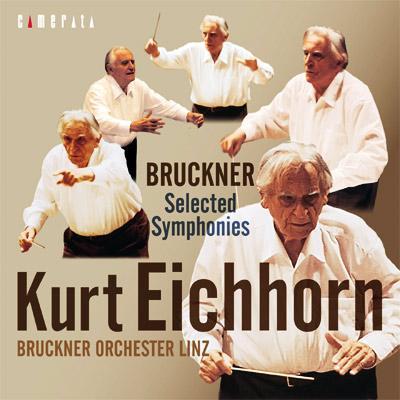 交響曲選集 アイヒホルン&リンツ・ブルックナー管弦楽団(9CD+特典CD)