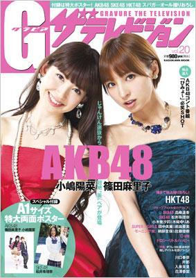 G(グラビア)ザテレビジョン Vol.20 カドカワムック