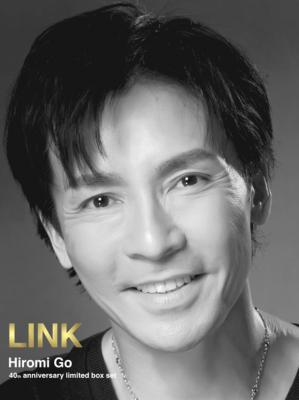 "40th anniversary limited box set ""LINK"" (3CD+DVD)"
