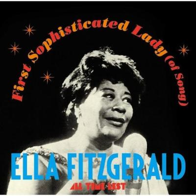 First Sophisticated Lady (Of Song): All Time Best