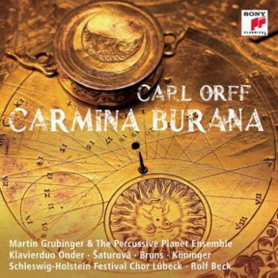 カルミナ・ブラーナ(2台ピアノと打楽器版) ベック&シュレスヴィヒ ...