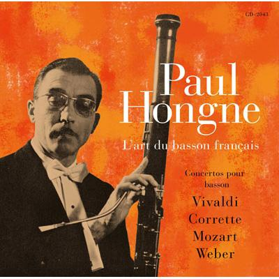 Paul Hongne: L'art Du Basson Francais
