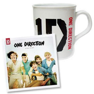 Up All Night (+mug)