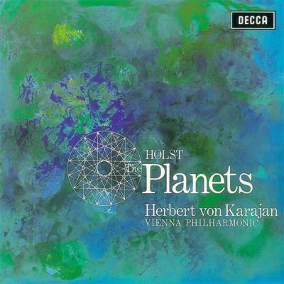 組曲『惑星』 カラヤン&ウィーン・フィル(シングルレイヤー)(限定盤)
