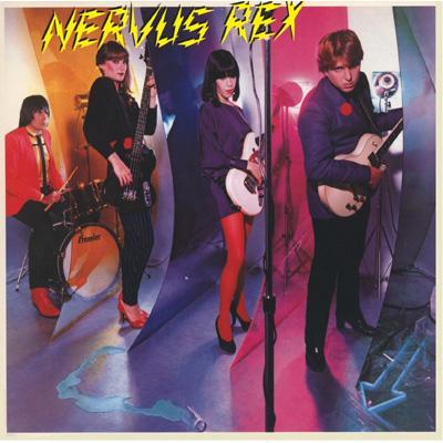 Nervous Rex ドントルック