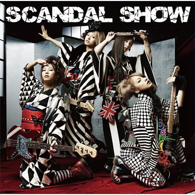 SCANDAL SHOW (+DVD)[First Press Limited Edition]