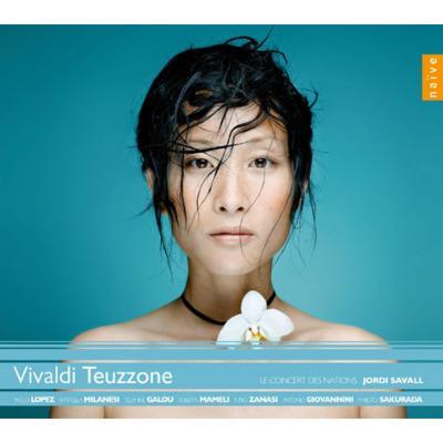 『テウッツォーネ』全曲 サヴァール&ル・コンセール・デ・ナシオン、P.ロペス、ミラネジ、他(2011 ステレオ)(3CD)