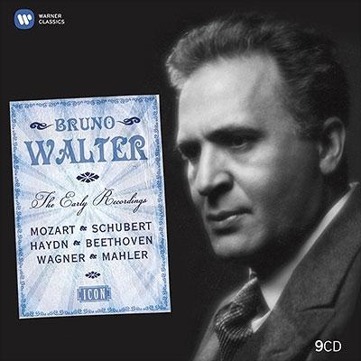 ブルーノ・ワルター EMI録音集(9CD限定盤)