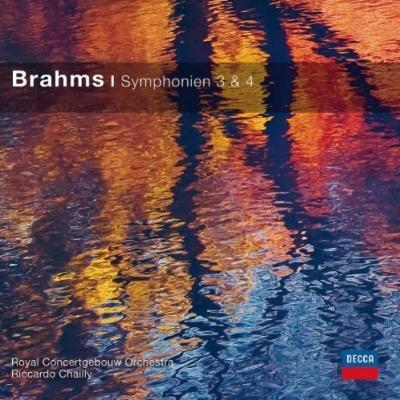 交響曲第3番、第4番 シャイー&コンセルトヘボウ管弦楽団