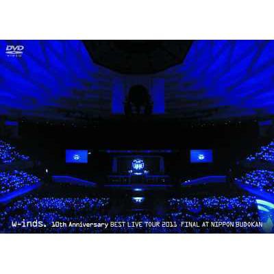w-inds.BEST LIVE TOUR 2011 FINAL at 日本武道館