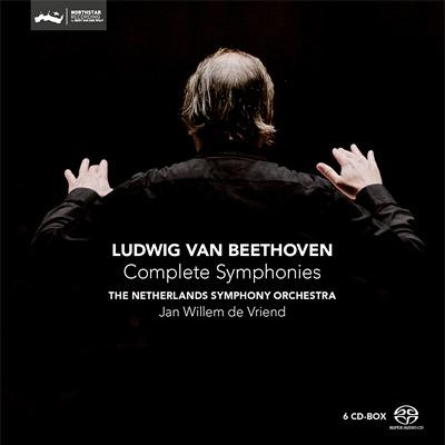 交響曲全集 フリエンド&ネザーランド交響楽団(6SACD)