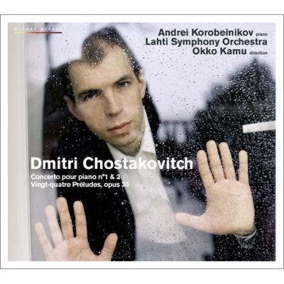 ピアノ協奏曲第1番、第2番、24の前奏曲 コロベイニコフ、カム&ラハティ響、ガイドゥーク