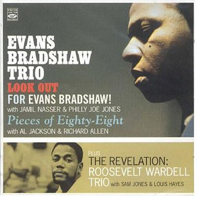 Look Out / Pieces Of 88 / Revelation (2CD)