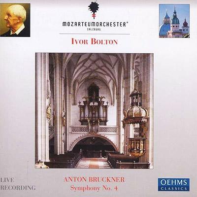 交響曲第4番 ボルトン&モーツァルテウム管弦楽団