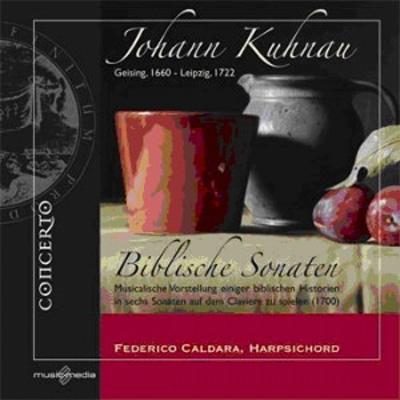 Biblische Sonaten: F.caldara(Cemb)