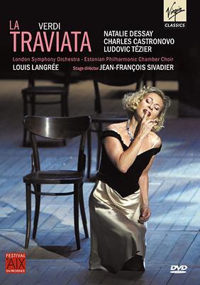『椿姫』全曲 シヴァディエ演出、ラングレ&ロンドン響、デセイ、カストロノーヴォ、他(2011 ステレオ)
