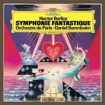 幻想交響曲、序曲『ローマの謝肉祭』 バレンボイム&パリ管弦楽団
