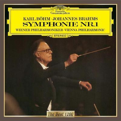 交響曲第1番、ハイドンの主題による変奏曲 ベーム&ウィーン・フィル