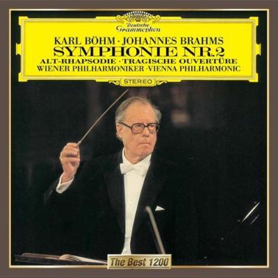 交響曲第2番、アルト・ラプソディ、悲劇的序曲 ベーム&ウィーン・フィル、ルートヴィヒ